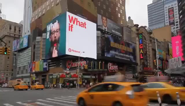 Watch and share Pinterest | NYC Campaign GIFs on Gfycat