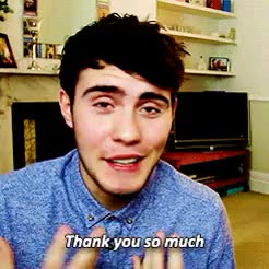 Watch and share Alfie Deyes GIFs and Youtubers GIFs on Gfycat