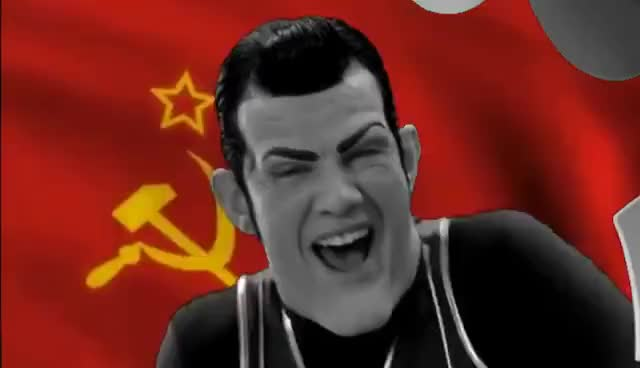 Watch and share Robbie Rotten Discovers The Communism GIFs on Gfycat