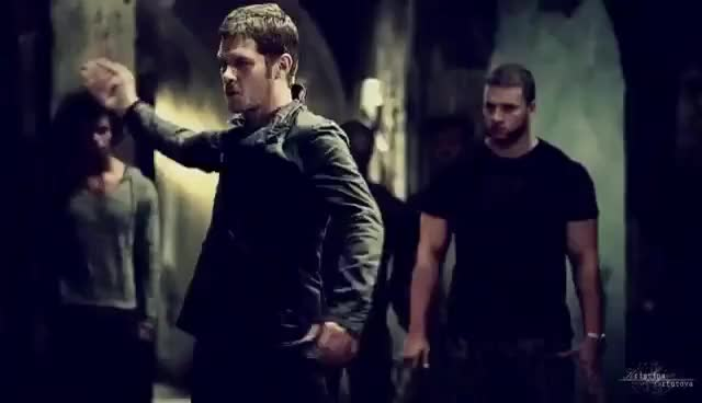 Watch and share Klaus The Orginals GIFs on Gfycat