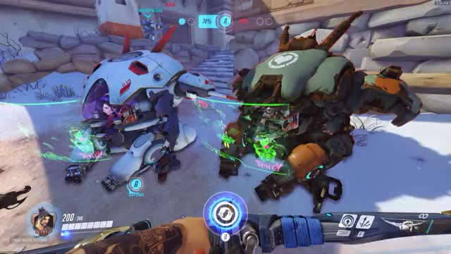 Watch and share Overwatch GIFs and Friends GIFs on Gfycat