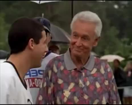 Watch and share Happy Gilmore - Jackass Guy GIFs on Gfycat