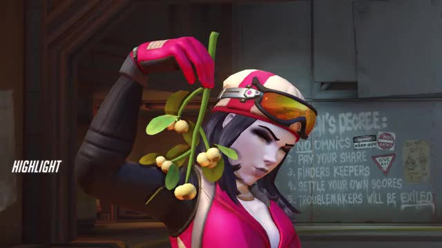 Watch monkas 19-02-21 21-03-51 GIF by @maxster033 on Gfycat. Discover more overwatch, widowmaker GIFs on Gfycat