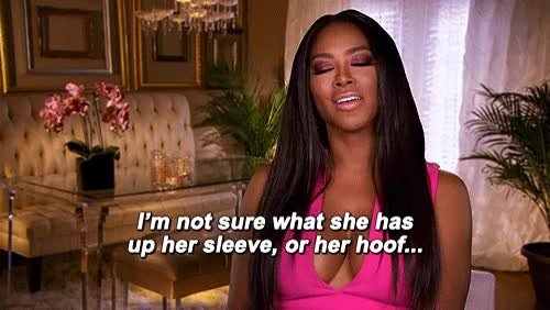 Watch and share Kenya Moore GIFs on Gfycat