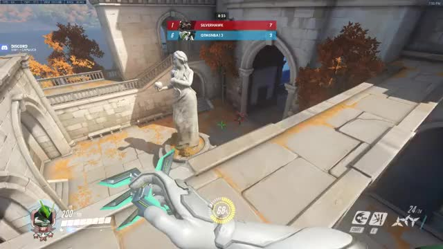 Watch and share Deathmatch GIFs and Overwatch GIFs by GTM on Gfycat