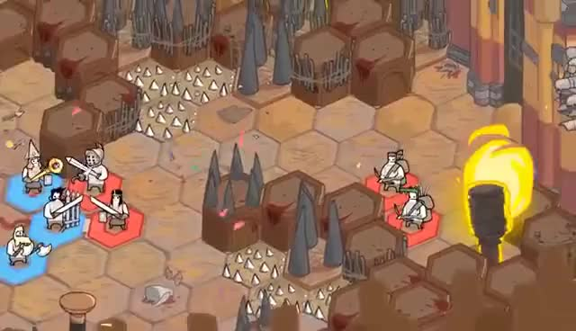 Watch and share WHAT A GAME! | Pit People GIFs on Gfycat