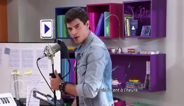 Watch Diego audition GIF on Gfycat. Discover more diego charme violetta GIFs on Gfycat