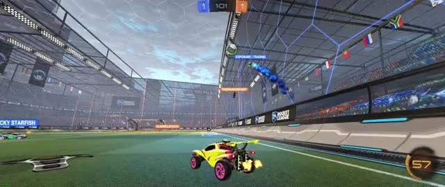 Watch I think I'm an okay passer GIF by @ayepengis on Gfycat. Discover more RocketLeague GIFs on Gfycat