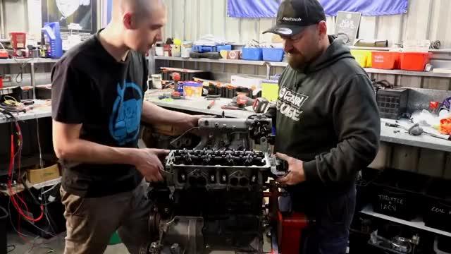 4g69 engine build