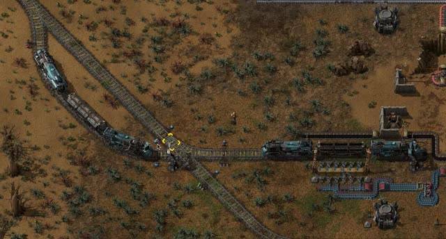 Watch and share Factorio Train Bug GIFs on Gfycat