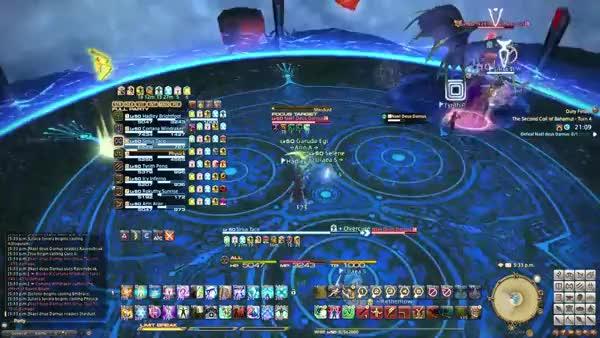 Order of the Blue Garter ≪BG≫ vs Nael deus Darnus (Second Coil Turn 4 / Turn 9) [World First] (reddit)