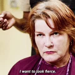 Watch and share Kate Mulgrew GIFs and Video GIFs on Gfycat