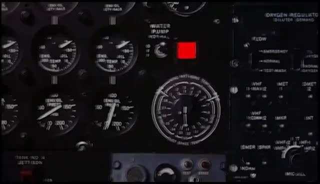 Watch and share Airplane Cockpit Closeup Pan Scene GIFs on Gfycat