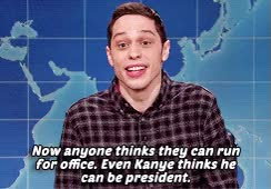 Watch and share Pete Davidson GIFs on Gfycat