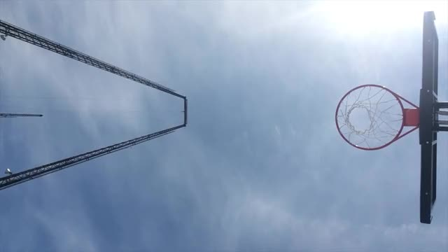 Watch and share Sky Coaster Shot | Harlem Globetrotters GIFs on Gfycat