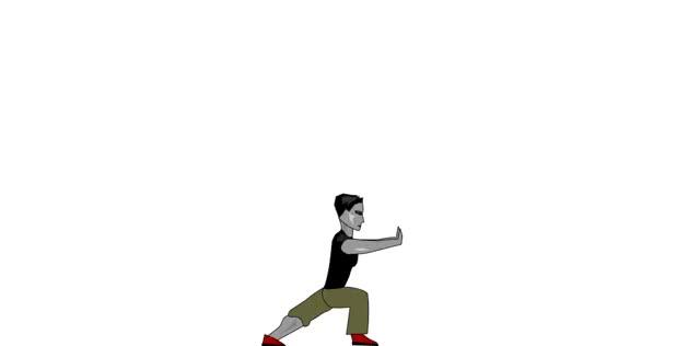 Watch and share Wushu Back Sweep GIFs on Gfycat