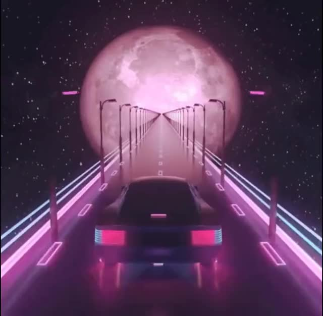 Watch SPACE TRIP III [ Chillwave - Synthwave - Retrowave Mix ] GIF on Gfycat. Discover more 80s, 80swave, Mixtape, asthenic, chill, chillwave, mix, playlist, retrowave, space, synthwave, trip GIFs on Gfycat