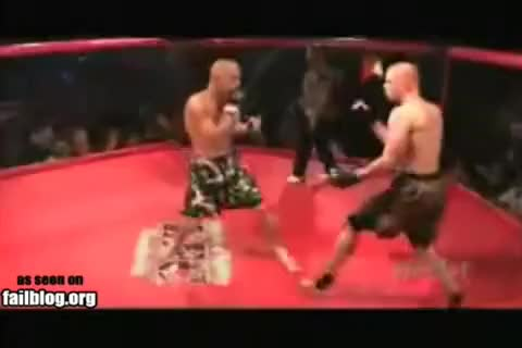 Watch and share DOUBLE KNOCKOUT MMA GIFs on Gfycat