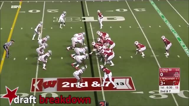 Watch and share Wisconsin OL Vs Ohio State 2016 GIFs by oriese on Gfycat