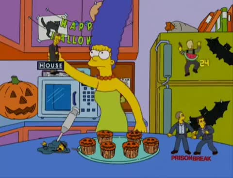 Watch and share The Simpsons Halloween 18 GIFs on Gfycat