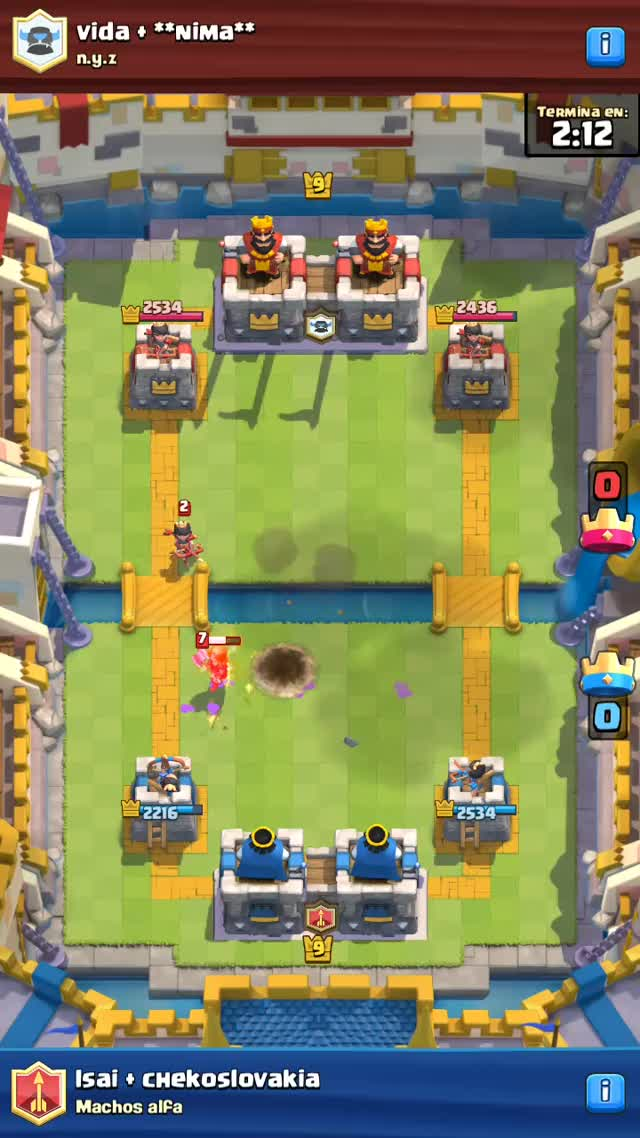 Watch we did it GIF on Gfycat. Discover more ClashRoyale GIFs on Gfycat