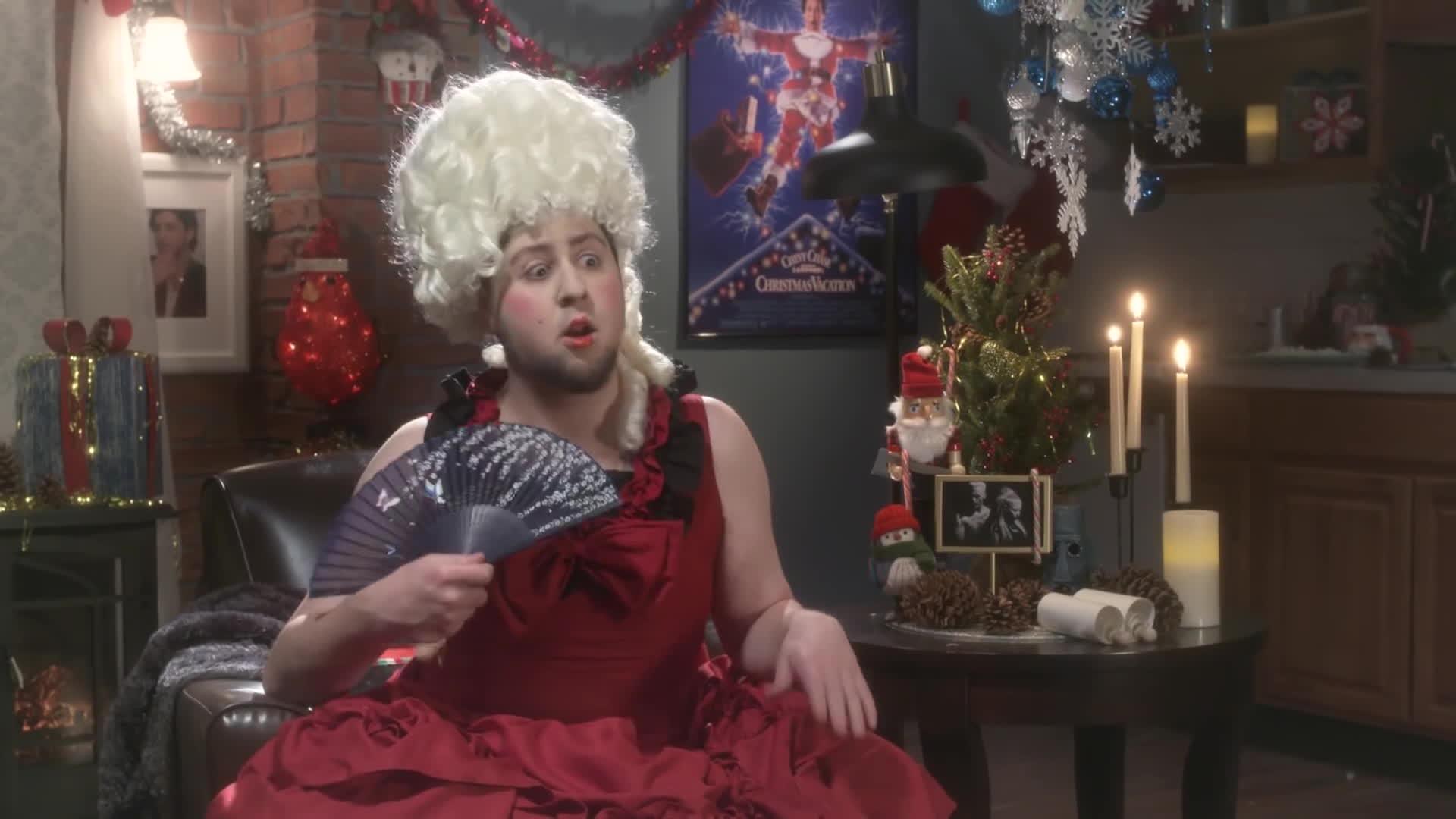 Christmas With The Kranks Botox Gif.Christmas With The Kranks Botox
