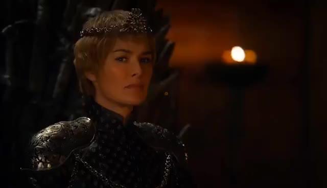 (GoT) Cersei Lannister || Hear me roar GIFs