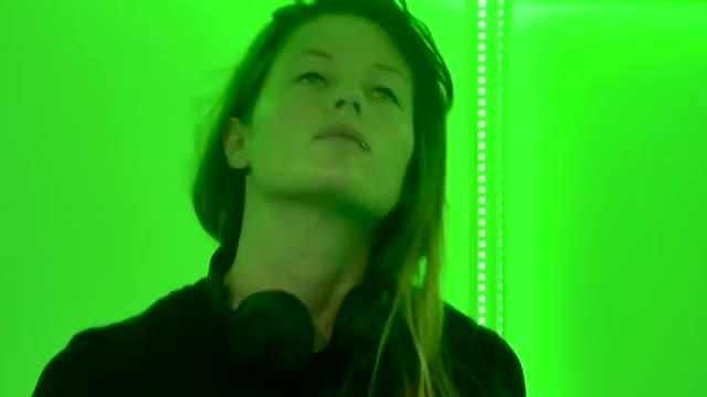 Watch THE TUNNEL: Charlotte de Witte GIF on Gfycat. Discover more Stubru, Studio Brussel, VRT, charlotte de witte, dj, music, raving george GIFs on Gfycat