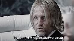 Watch and share Haymitch Abernathy GIFs and Headcanon Accepted GIFs on Gfycat