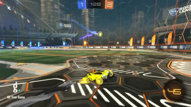 Watch ⏱️ Goal 4: Catman GIF by Gif Your Game (@gifyourgame) on Gfycat. Discover more Catman, Gif Your Game, GifYourGame, Goal, Rocket League, RocketLeague GIFs on Gfycat
