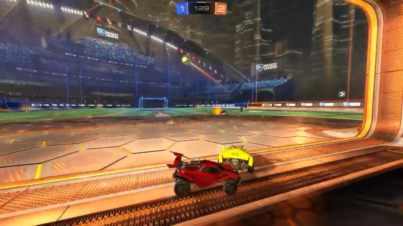 RL - Who should have saved it? Red perspective GIFs