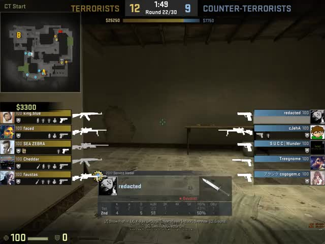 Watch and share 5 Bullet Ace GIFs on Gfycat