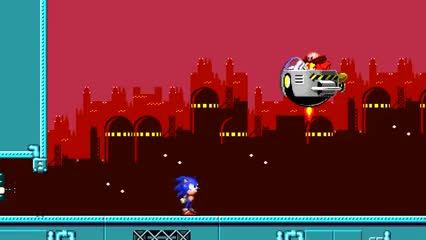 Watch and share Metal Sonic GIFs and Video Games GIFs on Gfycat
