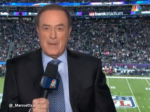 Watch and share Cris Collinsworth Sliding Into Your DM's GIFs by MarcusD on Gfycat