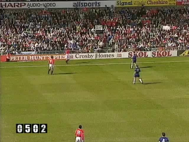 Watch and share 1992-93 66 Cantona GIFs by mu_goals on Gfycat