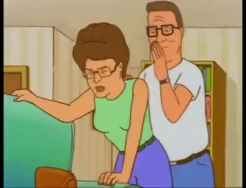 Watch and share KOTH Edit: Peggy's Massage GIFs on Gfycat