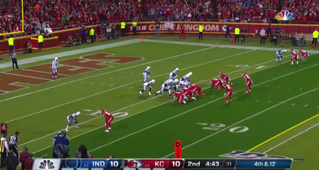 Watch and share IND KC (2019): IND Special Teams Tackle  GIFs by Matt Weston on Gfycat