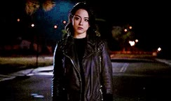 Watch and share Skye (Agents Of S.H.I.E.L.D) Wallpaper Titled Daisy Johnson In Season 3 GIFs on Gfycat