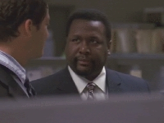 wendell pierce, guess who GIFs