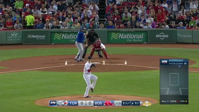 Watch and share Blue Jays Hit Four Home Runs GIFs by stacegots on Gfycat