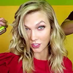 Watch and share Karlie Kloss GIFs and Kklossedit GIFs on Gfycat