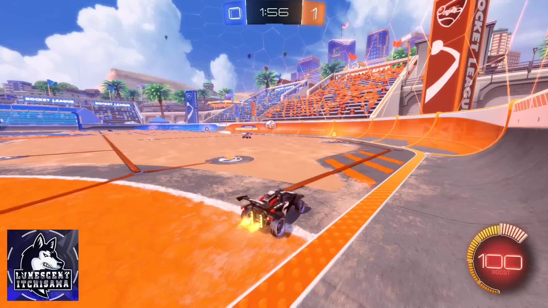 Gif Your Game, GifYourGame, Goal, Itchisama, Rocket League, RocketLeague, Goal 2: Itchisama GIFs