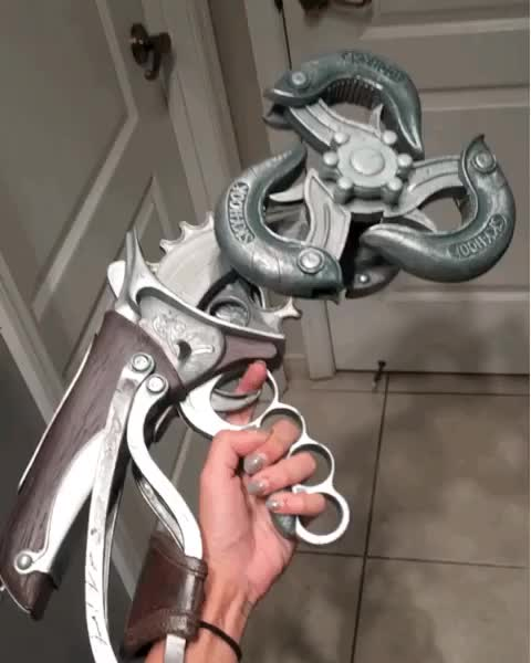 how to make a skyhook