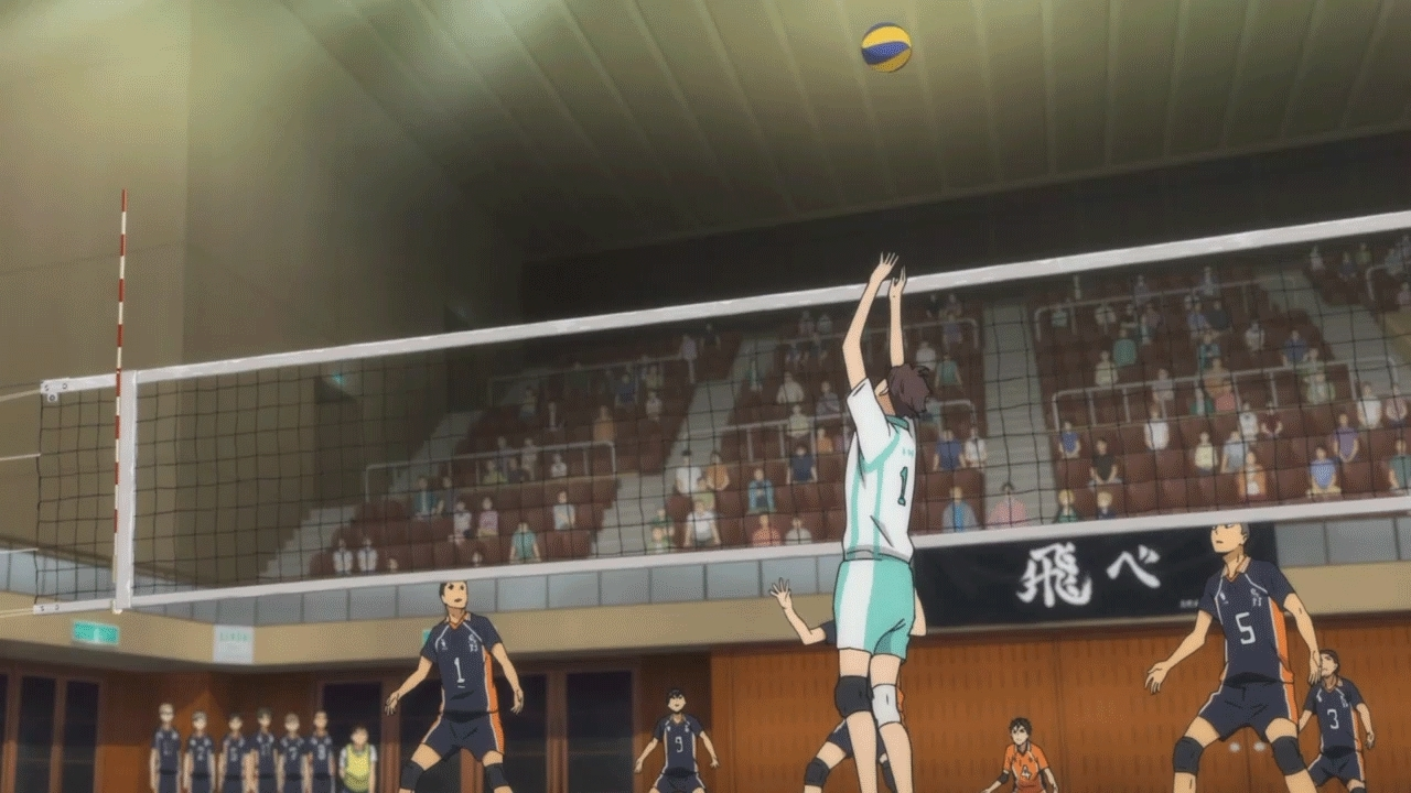 anime, qualityanime, Haikyuu Spike GIFs