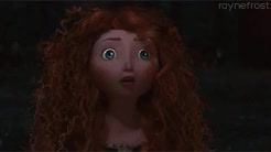 Watch Already Gone GIF on Gfycat. Discover more *e, Hiccup, Merida, The Big Four, merricup, rise of the brave tangled dragons GIFs on Gfycat