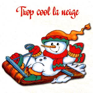 Watch and share Neige animated stickers on Gfycat