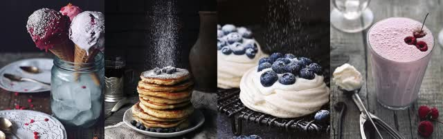 Watch and share Blue Berry Pancake GIFs and Ghost Kitchen GIFs by RainingStarlight on Gfycat