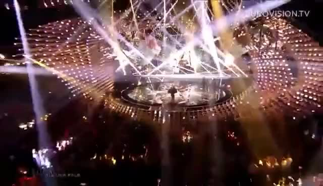 Watch dani GIF on Gfycat. Discover more albania, elhaidadani, eurovisionsongcontest GIFs on Gfycat