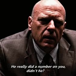 Watch and share Jesse Pinkman Hank Schrader Gif GIFs on Gfycat