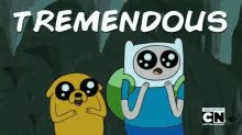 The popular Time Adventuretime GIFs